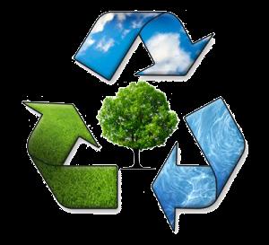 materie prime da processo di riciclo