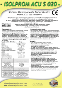 isolprom acu s 020